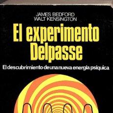 Libros de segunda mano: EL EXPERIMENTO DELPASSE. Lote 171489527