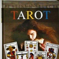Livres d'occasion: VARIOS - EL TAROT. Lote 164792134
