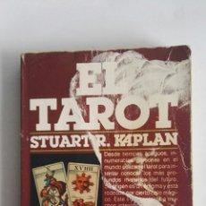 Libros de segunda mano: EL TAROT STUART R. KAPLAN. Lote 175554097
