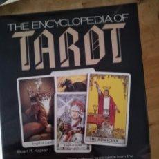 Libros de segunda mano: ENCYCLOPEDIA OF TAROT STUART R. KAPLAN VOL. III 1990. Lote 176486764
