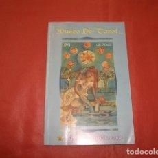 Libros de segunda mano: MUSEO DEL TAROT. CATÁLOGO 01. Lote 178171586
