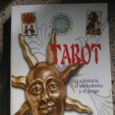 Libros de segunda mano: LIBRO TAROT. Lote 178555965