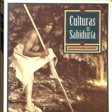Libros de segunda mano: CULTURAS DE SABIDURIA. Lote 178758931
