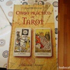 Libros de segunda mano: CURSO PRACTICO DE TAROR. Lote 178861442