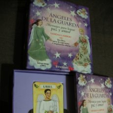 Libros de segunda mano: CARTAS ANGELES DE LA GUARDIA. Lote 179111996