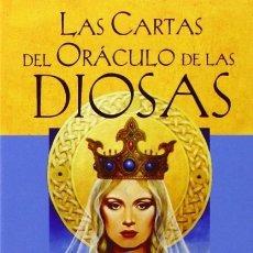 Libros de segunda mano: ORÁCULO DE LAS DIOSAS. Lote 179331453