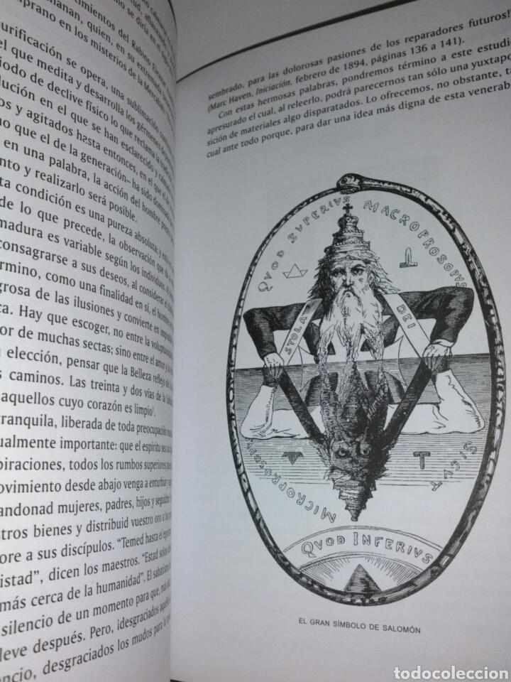 Libros de segunda mano: MUY DIFÍCIL DE ENCONTRAR!! LAS CIENCIAS MALDITAS. CIENCIAS OCULTAS. HUMANITAS - Foto 3 - 183903633