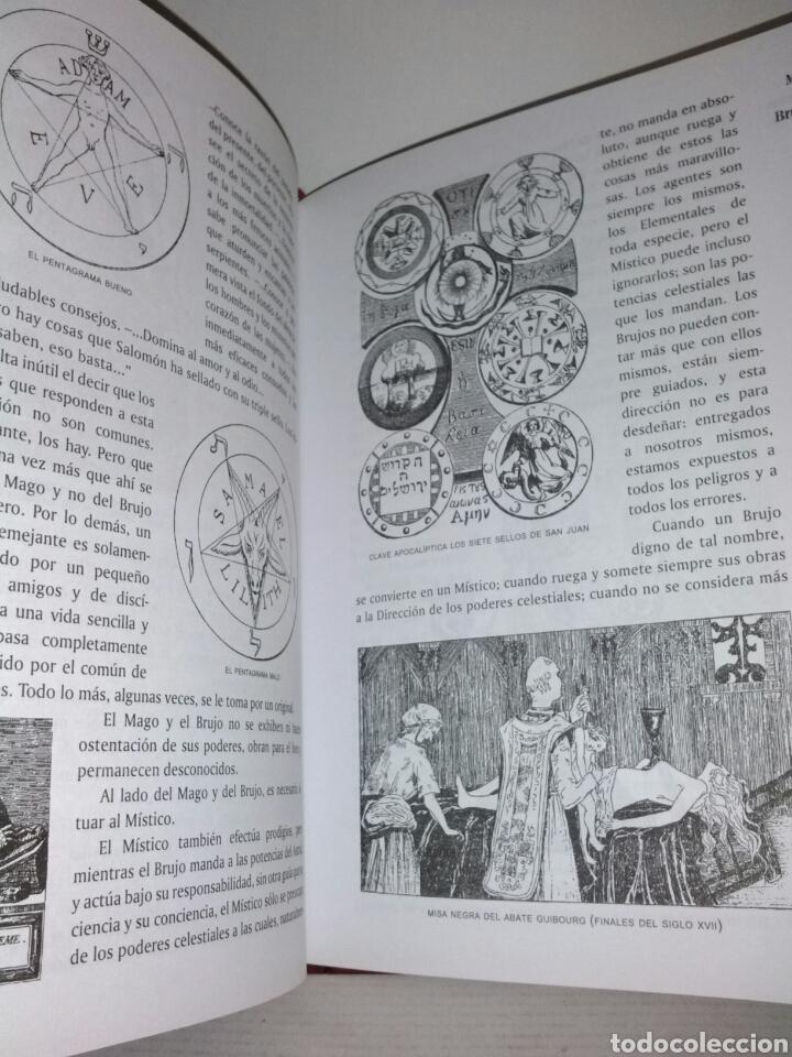 Libros de segunda mano: MUY DIFÍCIL DE ENCONTRAR!! LAS CIENCIAS MALDITAS. CIENCIAS OCULTAS. HUMANITAS - Foto 4 - 183903633