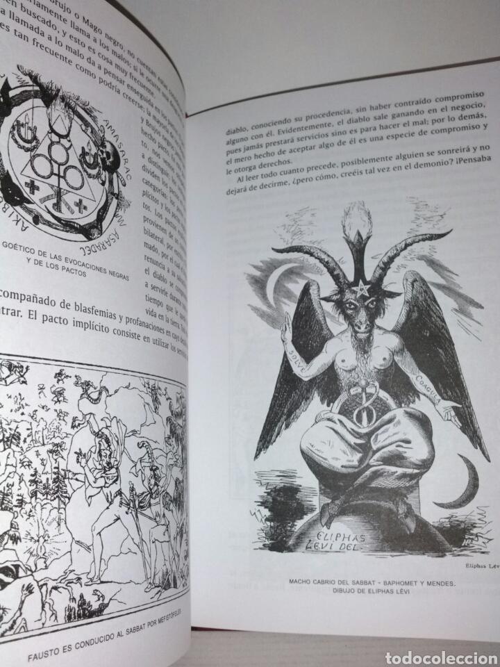 Libros de segunda mano: MUY DIFÍCIL DE ENCONTRAR!! LAS CIENCIAS MALDITAS. CIENCIAS OCULTAS. HUMANITAS - Foto 5 - 183903633