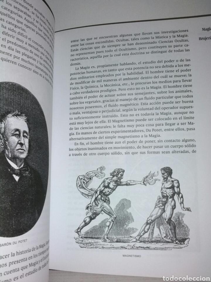 Libros de segunda mano: MUY DIFÍCIL DE ENCONTRAR!! LAS CIENCIAS MALDITAS. CIENCIAS OCULTAS. HUMANITAS - Foto 7 - 183903633
