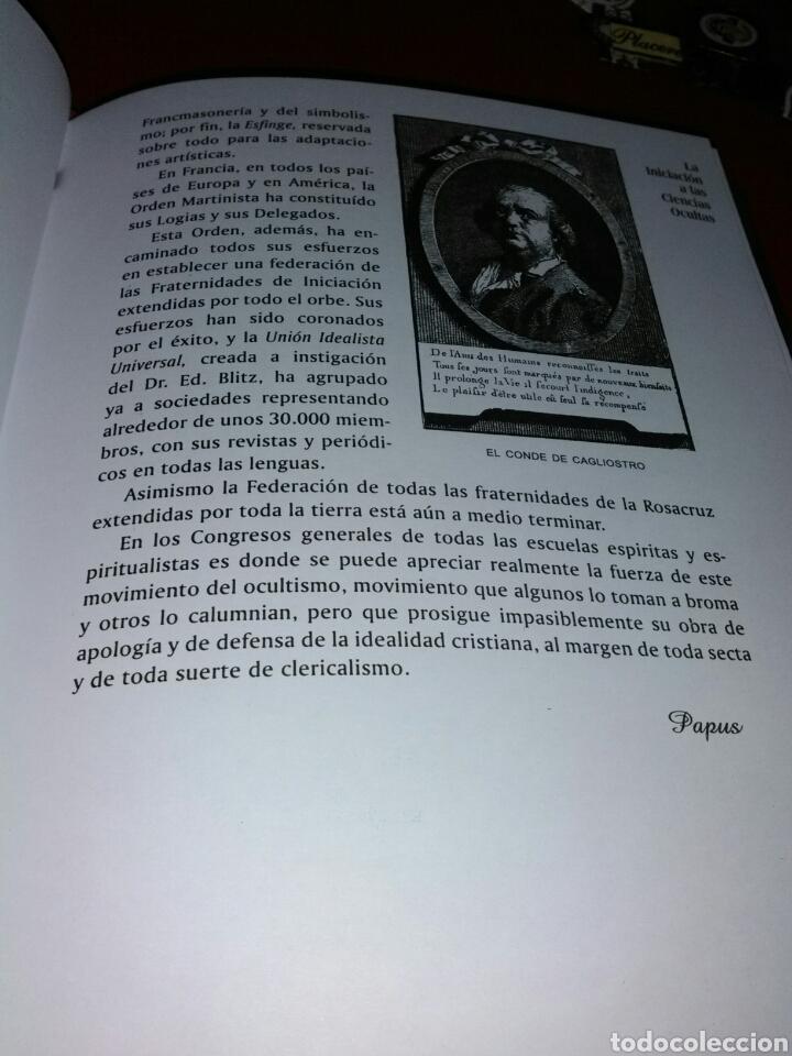 Libros de segunda mano: MUY DIFÍCIL DE ENCONTRAR!! LAS CIENCIAS MALDITAS. CIENCIAS OCULTAS. HUMANITAS - Foto 12 - 183903633