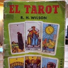 Libros de segunda mano: TAROT - R.H. WILSON EDICIONES DOBLE R.S.L.. Lote 212032151