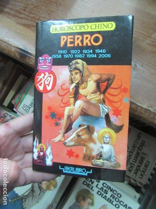 PERRO, HORÓSCOPO CHINO. L.20331 (Libros de Segunda Mano - Parapsicología y Esoterismo - Tarot)