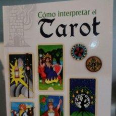 Libros de segunda mano: TAROT COMO INTERPRETAR EL TAROT. DIEGO MELDI. Lote 191241525