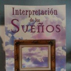 Libros de segunda mano: INTERPRETACIÓN DE LOS SUEÑOS. LUIS TRUJILLO.. Lote 191248626