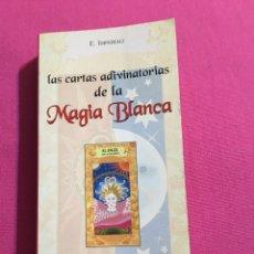 Libros de segunda mano: LAS CARTAS ADIVINATORIAS DE LA MAGIA BLANCA .EDITORIAL DE VECCHI . E IMPERIALI .. Lote 269343333