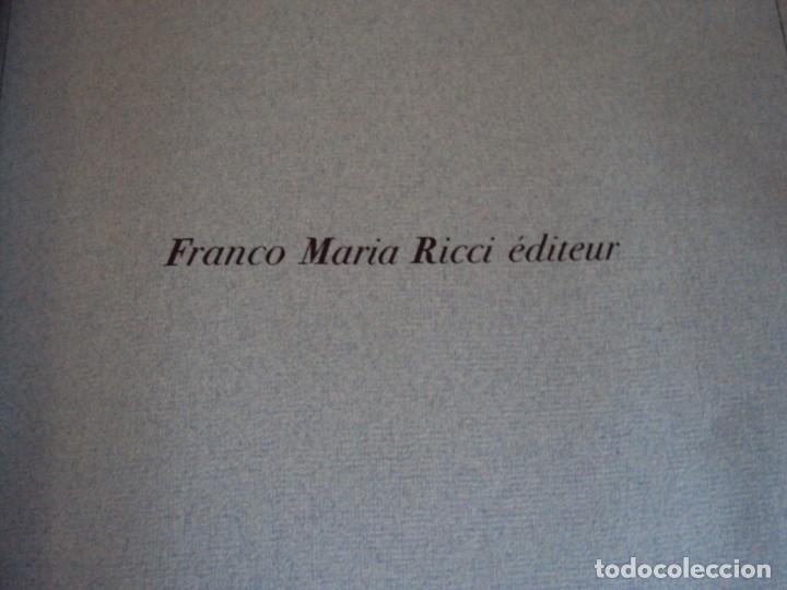 Libros de segunda mano: (LI-200210)CALVINO,ITALO. (TEXTO DE) Milán,1986. 1ª edición. 3000 ejemplares numerados, nº0412. - Foto 3 - 193797280