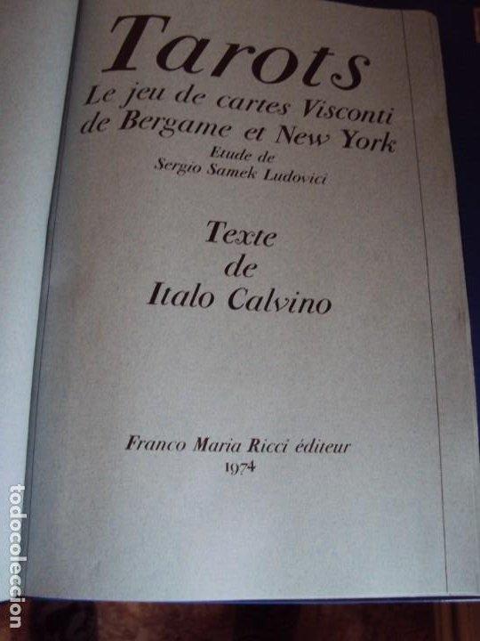 Libros de segunda mano: (LI-200210)CALVINO,ITALO. (TEXTO DE) Milán,1986. 1ª edición. 3000 ejemplares numerados, nº0412. - Foto 4 - 193797280