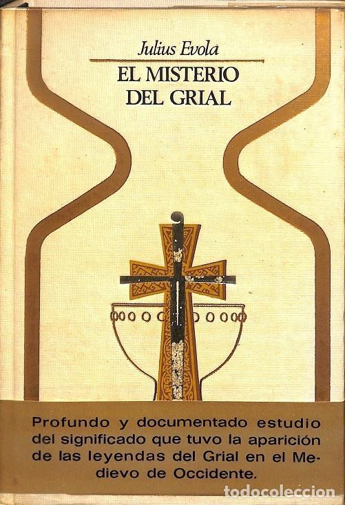 EL MISTERIO DEL GRIAL (Libros de Segunda Mano - Parapsicología y Esoterismo - Tarot)