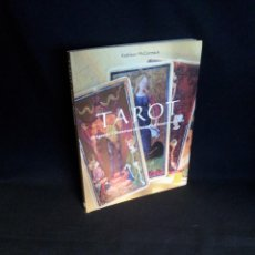 Libros de segunda mano: KATHLEEN MCCORMACK - TAROT (ORIGENES, SISTEMAS DE LECTURA E INTERPRETACIÓN) - EVERGREEN 1999. Lote 195136256