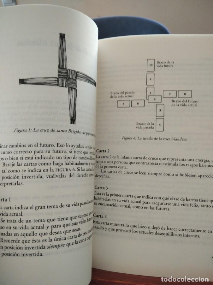 Libros de segunda mano: TAROT KARMICO-Y DE LAS VIDAS PASADAS-EDAIN McCOY-EDICIONES OBELISCO-1ª EDICION 2007 - Foto 10 - 196802353