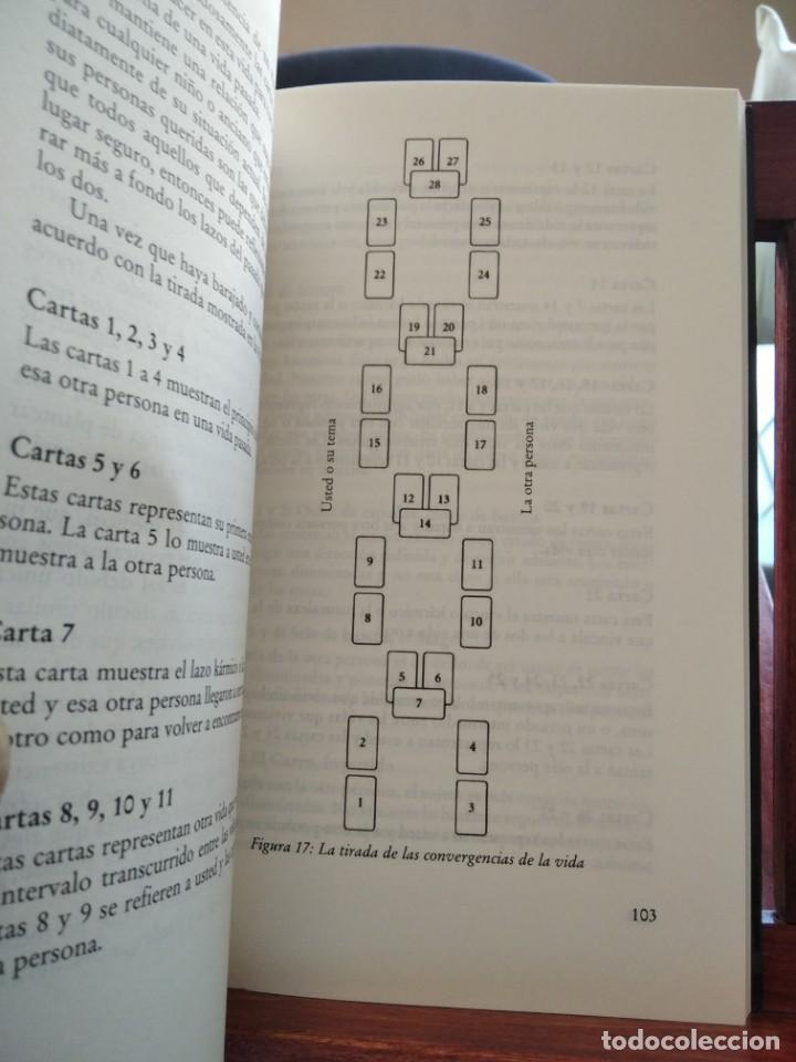Libros de segunda mano: TAROT KARMICO-Y DE LAS VIDAS PASADAS-EDAIN McCOY-EDICIONES OBELISCO-1ª EDICION 2007 - Foto 11 - 196802353