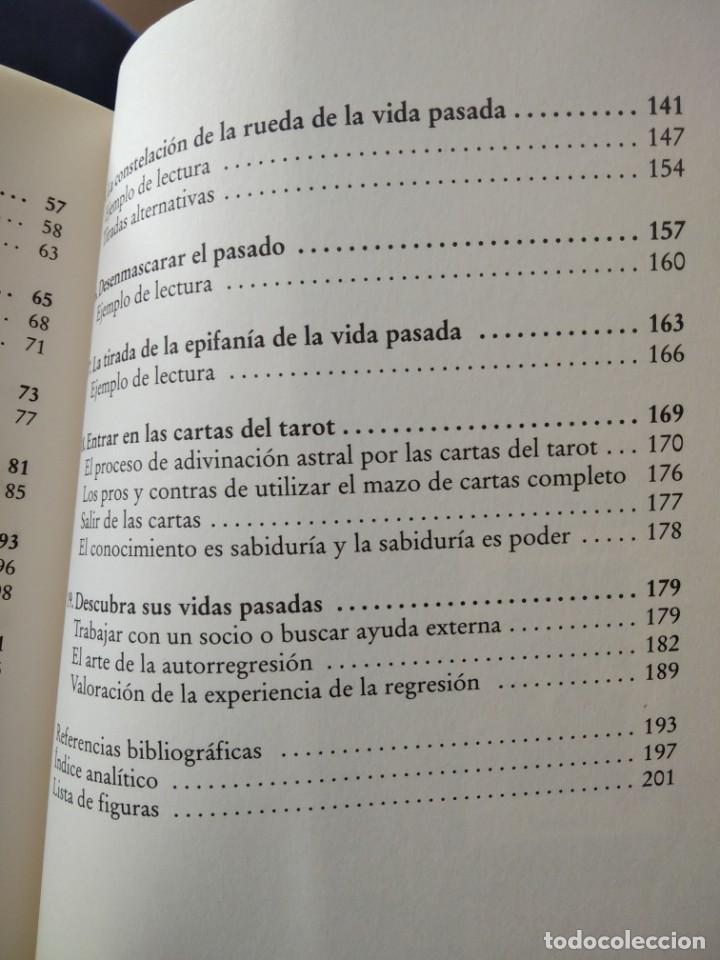 Libros de segunda mano: TAROT KARMICO-Y DE LAS VIDAS PASADAS-EDAIN McCOY-EDICIONES OBELISCO-1ª EDICION 2007 - Foto 14 - 196802353