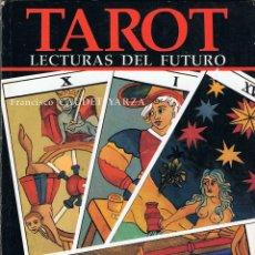 Libros de segunda mano: TAROT. LECTURAS DEL FUTURO - FRANCISCO CAUDET YARZA. Lote 197848157