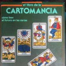 Libros de segunda mano: EL LIBRO DE LA CARTOMANCIA 1986 - COMO LEER EL FUTURO DE LAS CARTAS -ALESSANDRO BELLENGHI -PIRAMIDE . Lote 197995395
