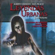 Libros de segunda mano: LEYENDAS URBANAS ILUSTRADAS. Lote 198113560