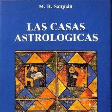 Libros de segunda mano: LAS CASAS ASTROLOGICAS. Lote 198114235