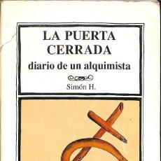 Libros de segunda mano: LA PUERTA CERRADA. Lote 199489121