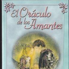 Libros de segunda mano: EL ORÁCULO DE LOS AMANTES ( LIBRO + BARAJA DE CARTAS DE TAROT). Lote 202073320