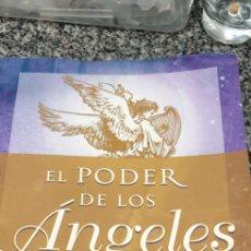 Libros de segunda mano: EL PODER DE LOS ÁNGELES . ADOLFO PÉREZ AGUSTÍN. Lote 203353245