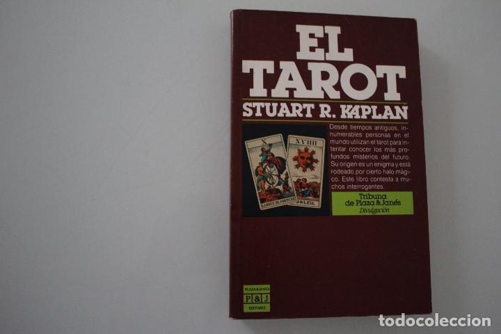 EL TAROT STUART R. KAPLAN (Libros de Segunda Mano - Parapsicología y Esoterismo - Tarot)