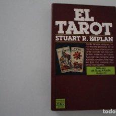 Libros de segunda mano: EL TAROT STUART R. KAPLAN. Lote 205122722