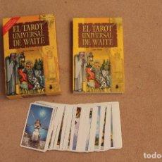Libros de segunda mano: EL TAROT UNIVERSAL DE WAITE. COMO NUEVO. Lote 205323836