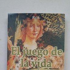 Libros de segunda mano: EL JUEGO DE LA VIDA. UNA NOVELA SOBRE EL TAROT Y SUS MISTERIOS. - RAM. TDK181. Lote 206460046