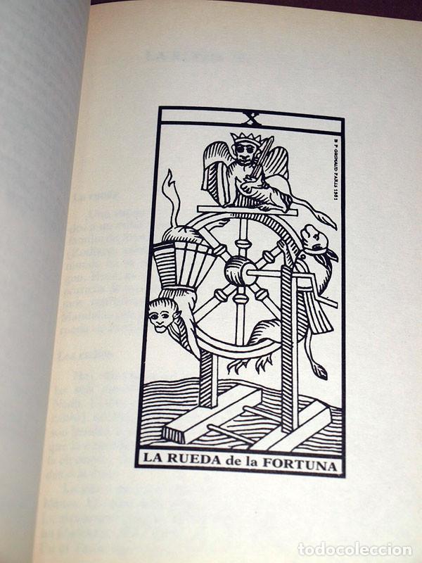 Libros de segunda mano: TAROTS. PRÁCTICAS E INTERPRETACIONES. Marcel PICARD. Edaf, 1988. Col. La Tabla de Esmeralda. VER MÁS - Foto 4 - 207228747