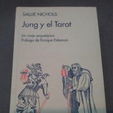 Livres d'occasion: JUNG Y EL TAROT . SALLIE NICHOLS.. Lote 207367226