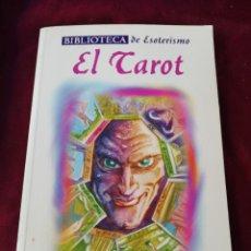 Libros de segunda mano: BIBLIOTECA DE ESOTERISMO. EL TAROT.. Lote 210231192