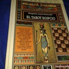 Livros em segunda mão: EL TAROT EGIPCIO. Lote 210406643