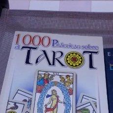 Libros de segunda mano: LIBRO 1000 PRÁCTICAS SOBRE TAROT ECHAR CARTAS. Lote 215155362