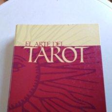 Livres d'occasion: EL ARTE DEL TAROT, ORBIS FABBRI ( SOLO FASCICULOS ) NO TRAE CARTAS. Lote 217113067