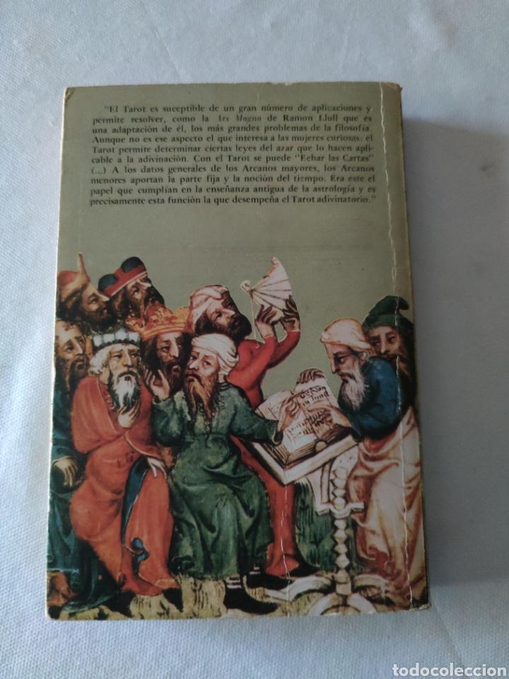 Libros de segunda mano: Papus el tarot adivinatorio teorema - Foto 2 - 221530927