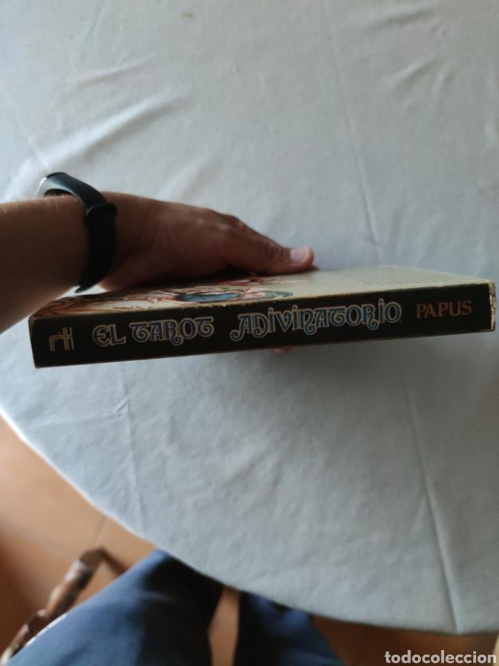 Libros de segunda mano: Papus el tarot adivinatorio teorema - Foto 3 - 221530927