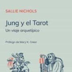 Libros de segunda mano: JUNG Y EL TAROT. Lote 221628767