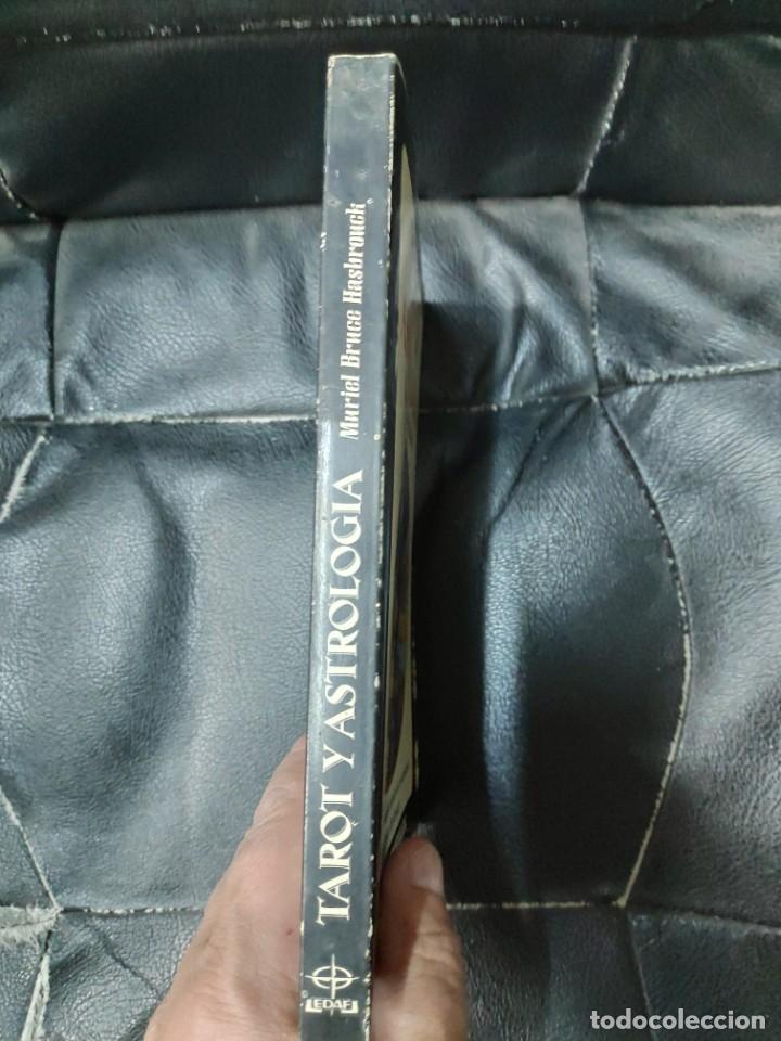 Libros de segunda mano: TAROT Y ASTROLOGIA COMO CONOCER EL DESTINO ( MURIEL BRUCE HASBROUCK ) - Foto 2 - 221770831
