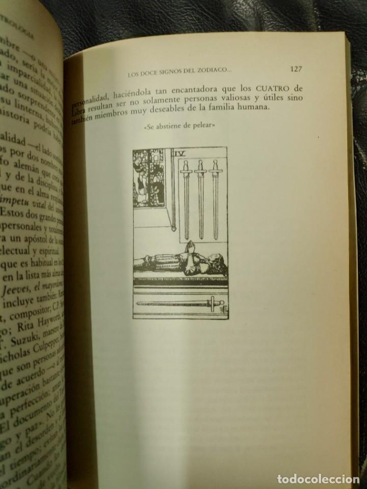 Libros de segunda mano: TAROT Y ASTROLOGIA COMO CONOCER EL DESTINO ( MURIEL BRUCE HASBROUCK ) - Foto 4 - 221770831
