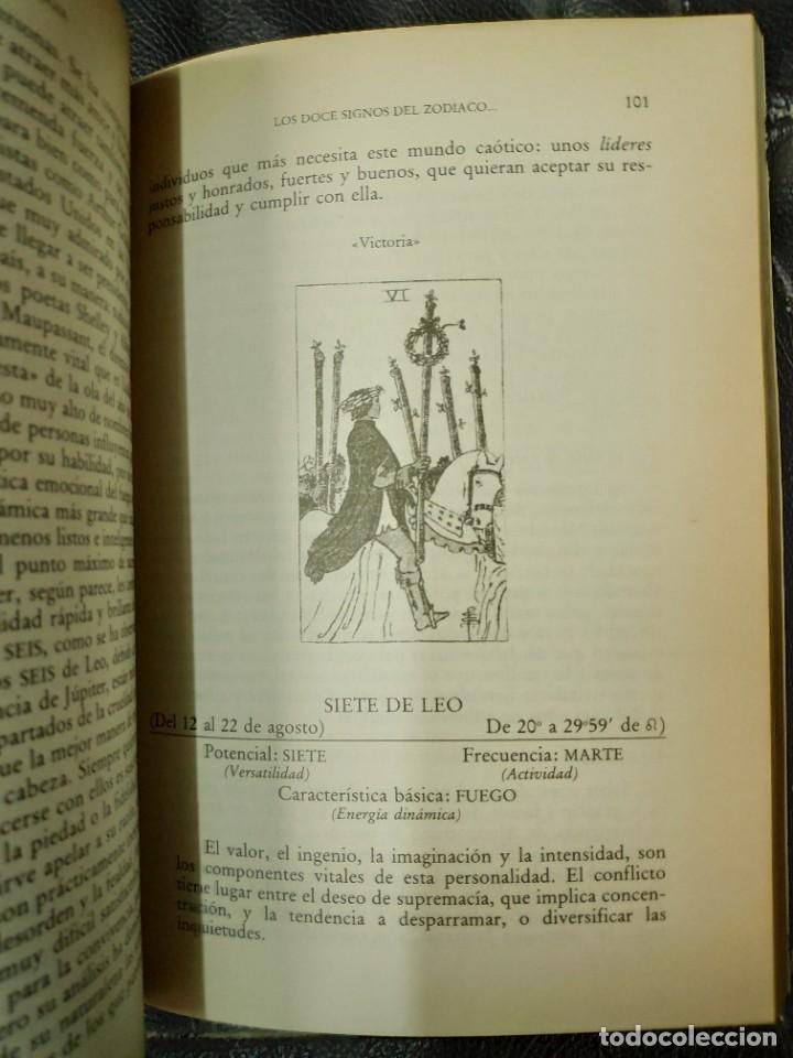 Libros de segunda mano: TAROT Y ASTROLOGIA COMO CONOCER EL DESTINO ( MURIEL BRUCE HASBROUCK ) - Foto 5 - 221770831